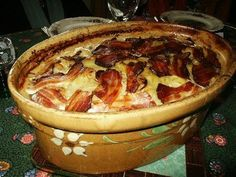 La Tofaille des Vosges ou Tofaye Vosgienne (Recette enrichie façon Micheline) - Le Lorrain The Effective Pictures We Offer You About World Cuisine logo A quality picture Cuisine Diverse, Good Food, Yummy Food, Alsace, French Food, Food Videos, Food And Drink, Cooking Recipes, Tasty