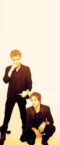 The Vampire Diaries TV Show Photo: Tvd cast