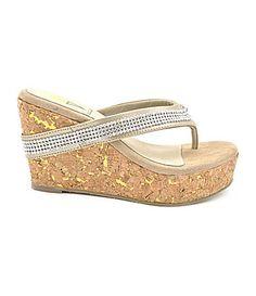 e09a3eb0c72834 Volatile Kala Wedge Sandals--Be still my heart!! Gorgeous