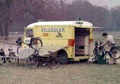 Atelier mobile SOLEX