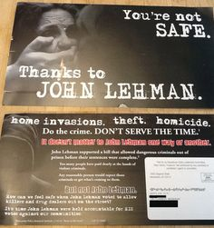 Wisconsin Recall: GOP Mailer Claims Dem Candidate Allowed 'Killers' Out Of Prison