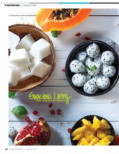 4 Gracious Living Lifestyle SMOOTHIE RECIPES (published in Sweat Equity Magazine + MuscleMemory Mag) | Gracious Living Lifestyle Inc. Protein Smoothies, Smoothie Recipes, Cashew Milk, Natural Glow, Diet And Nutrition, Food For Thought, Dairy Free, Good Food, Magazine