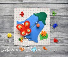 Развивающие игрушки от Марины Качан ❀