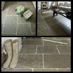 Dallen Cathedraal  Prachtig antiek verouderd Kalksteen  Geschikt voor intensief gebruik  Wood and Stones