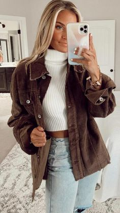 Trendy Fall Outfits, Winter Fashion Outfits, Fall Winter Outfits, Cute Casual Outfits, Autumn Winter Fashion, Fasion, Fall Outfit Ideas, Fall Outfits For School, Fashion Ideas