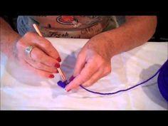 Beginner crochet video lesson