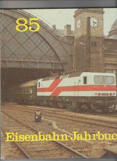 Eisenbahn Jahrbuch 1985