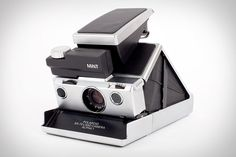 Polaroid stopped making the legendary SX-70 in 1981. Yet here it is over 30 years later, gaining new features for your photographic enjoyment. The Polaroid SLR670m Camera is an SX-70 that's been completely restored by the caring hands at MiNT...