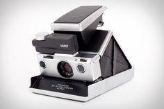 Polaroid SLR670m Camera