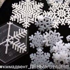 """Задание 13 """"Какие бывают снежинки"""" для #кммадвент2016 от @mama.club @nataliya29 и @anya_timmy  Тег задания #кммадвент2016_день13 ❄️Снежинки - это маленькое чудо, их можно рассматривать бесконечно долго. Снежинки бывают разные, но мы всегда их представляем симметричными, идеальными и очень красивыми.  Попробуйте взять лупу на прогулку и рассмотреть снежинки вместе с ребёнком, вы увидите, насколько разные они бывают. Наверное, каждый хоть раз вырезал снежинку из бумаги: сложишь квадратный…"""