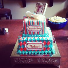 Graduation cake #2!