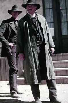 Jim Caviezel, Kevin Costner w filmie Wyatt Earp Western Film, Great Western, Western Movies, Cowboy Girl, Cowboy Up, Cowboy Films, What Men Want, Tv Westerns, Jim Caviezel