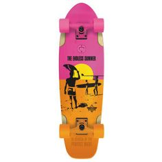 Dusters Cruisers - Dusters Endless Summer Bird Cruiser - 25 Inch