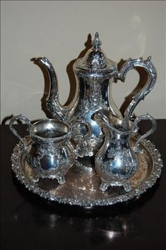 Silver Cleaner recipe - hot water, fabric softener, salt and aluminum foil. Must try!