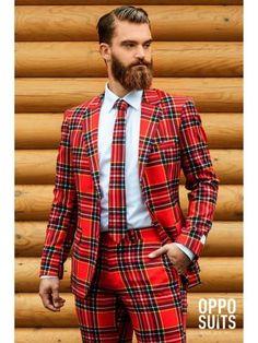 Adult Lumberjack Opposuit Costume