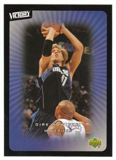 Dirk Nowitzki # 16 - 2003-04 Upper Deck Victory Basketball