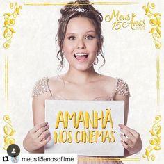 0f83ea98db0b7 Larissa Manoela, Feriado, 15 Anos, Filmes, Cinema, Jantares, Vestido De