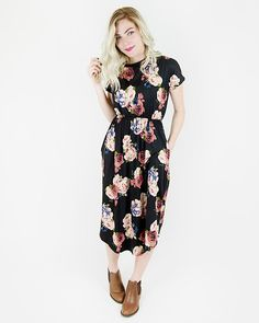 Do you like my new dress? It has POCKETS.