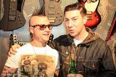 Johnny & Zacky