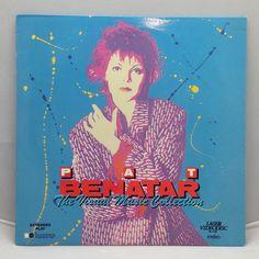 Pat Benatar: Visual Music Collection (1986) [ML1073] Music Laserdisc NEW LD