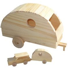 Camper Trailer Woodcraft Kit