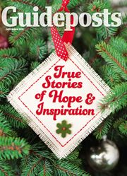 The December 2012 edition of Guideposts includes the kind of inspirational stories we're known for, many with a holiday theme.