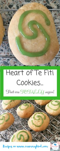 This is the ultimate recipe for Moana-inspired Heart of Te Fiti cookies that everyone can enjoy! vegan and easy to make Moana Birthday Party, Moana Party, 2nd Birthday, Heart Of Te Fiti, Family Meals, Family Recipes, Baking With Kids, Disney Food, Activities For Kids