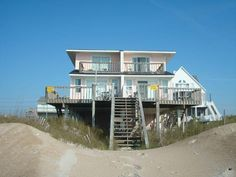 House vacation rental in Topsail Beach from VRBO.com! #vacation #rental #travel #vrbo