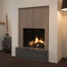 Een fijne en mooi afgewerkte schouw Home Decor, Interior Design, Home Interior Design, Home Decoration, Decoration Home, Interior Decorating