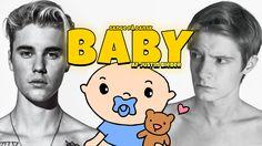 Sange på Dansk: Baby - Justin Bieber