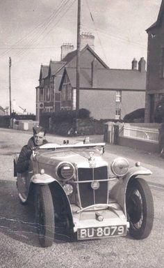 MG PA 1932 WW2 PA