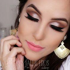 Maria Eduarda Makeup : Idéias de maquiagens para noivas!!!