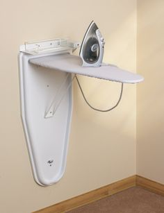 Ideas for laundry organization small ironing boardsPics For > Diy Wall Mounted Ironing Board Organization - - Tips for Storing Ironing Board and DryerVisit our web site for even more relevant information on tv wall mount metal. Laundry Room Cabinets, Laundry Room Organization, Small Laundry Rooms, Laundry Room Design, Ironing Board Holder, Ironing Boards, Ironing Board Storage, Iron Board, Iron Table