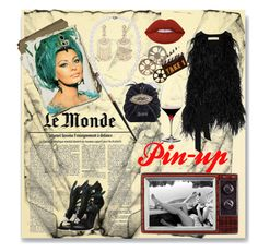 Nikita von james belt fetish pin ups pinterest pin up sophia by amazingmeraff on polyvore featuring elizabeth and james giuseppe fandeluxe Images