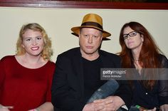 Paulina Combo, Darrell Hammond and Michelle Esrick attend The Younger Leadership Team of Facing Addiction Hosts a Tribute to Lost Laughs at Sag Harbor Cinema on August 19, 2016 in Sag Harbor, NY.