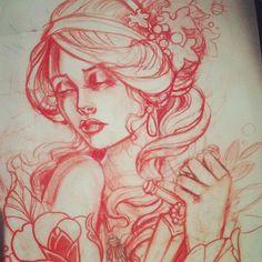 Amazing tattoo design. #tattoo #tattoos #ink