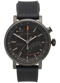 Buy the Timex Metropolitan+ Gift Set in Black from leading mens fashion retailer END. - only Fast shipping on all latest Timex products Fancy Watches, Expensive Watches, Cool Watches, Watches For Men, Timex Watches, Men's Watches, Modern Mens Fashion, Vintage Rolex, Modern Man