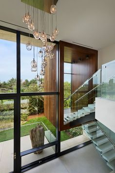 Daniels Lane - Picture gallery #architecture #interiordesign #lights #staircase