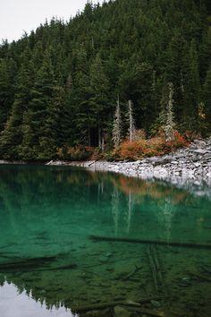 seandalin:  Lindeman Lake, British Columbia
