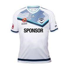 b56ef47db Camisas do Melbourne Victory 2016-2017 Adidas