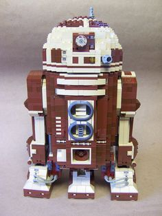 A decorated artoo unit | Flickr - Photo Sharing!