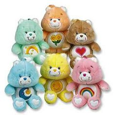 Back in the day Care Bears were my favorite!!!