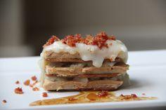 Koken met Jules Destrooper: Milles Feuilles van foie gras met amandelkoekjes