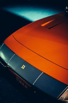 1971 Ferrari 365 GTB/4 Daytona by David Drese
