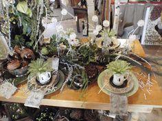 Round Barn Potting Company: the Table