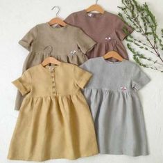 Baby clothes should be selected according to what? How to wash baby clothes? What should be considered when choosing baby clothes in shopping? Baby clothes should be selected according to … Fashion Kids, Little Girl Fashion, Toddler Fashion, Ladies Fashion, Fashion Sewing, Dress Fashion, Toddler Dress, Toddler Outfits, Girl Outfits