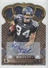 Kris Durham/499 #394/499 Seattle Seahawks (Football Card) 2011 Crown Royale Autographs Gold #154 by Crown Royale. $4.00. 2011 Crown Royale Autographs Gold #154 - Kris Durham/499