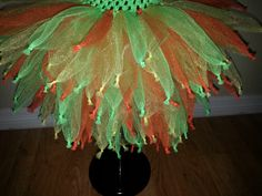 Knotted toddler tutu