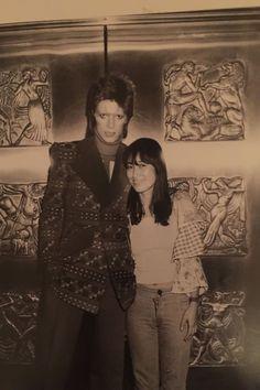 David Bowie's Ziggy Stardust-Era Stylist Recalls Dressing Him in Iconic Jumpsuit