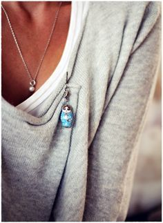 Kalastajan vaimo <3 pearls #Lumoan Autumn Winter Fashion, Winter Style, Turquoise Necklace, What To Wear, Street Style, Pendant Necklace, Beige, Fashion Outfits, My Style